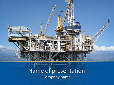 Huge Construction PowerPoint Template