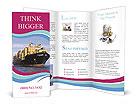 Shipping Goods Brochure Template