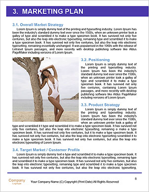 Perfect Summer Vacation Word Template - Page 8
