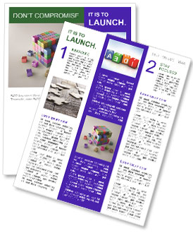 0000045502 Newsletter Template