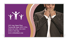 0000050361 Business Card Template