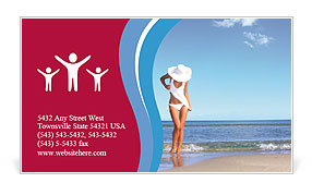 0000050555 Business Card Template