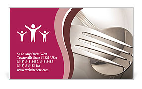 0000050709 Business Card Template