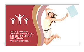0000050998 Business Card Template