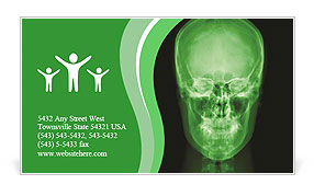 0000051371 Business Card Template