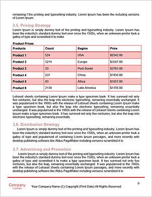 Dokumentmappar Lexikala mallar - Sida 9