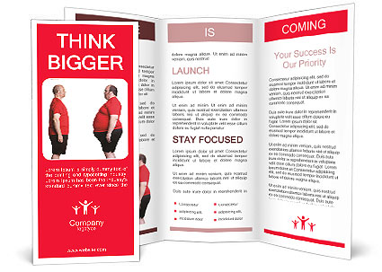Lose Weight Brochure Template