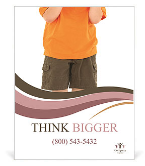 Fat Boy Poster Template