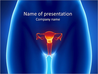 Gynecology PowerPoint Template