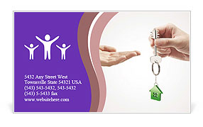 0000064704 Business Card Template