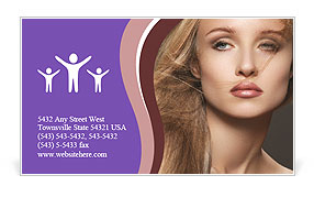 0000064811 Business Card Template