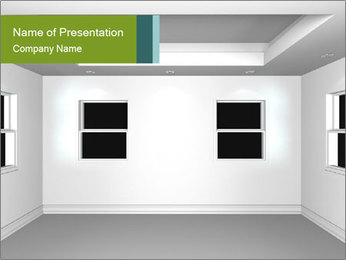 New Flat PowerPoint Template
