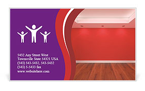 0000064888 Business Card Template