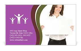 0000065140 Business Card Template