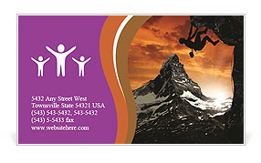 0000065320 Business Card Template