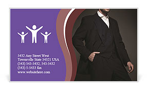 0000065326 Business Card Template