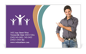 0000065355 Business Card Template