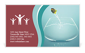 0000065439 Business Card Template