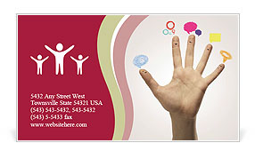 0000065468 Business Card Template