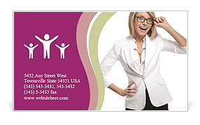 0000065928 Business Card Template