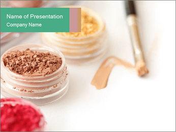 Cosmetics - PowerPoint Template - SmileTemplates com