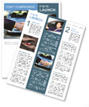 Auto Deal Newsletter Template