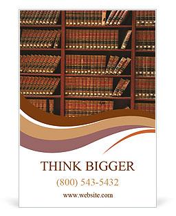 Закон книги библиотеки Шаблоны рекламных объявлений