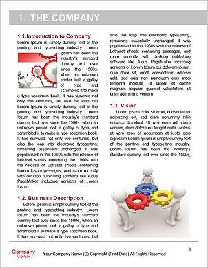 三维人 - 人,人与齿轮机构。 语言模板 - 页面 3