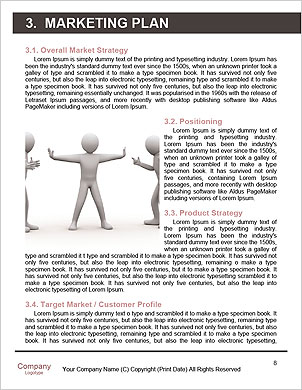 Avoid Conflict Word Template - Page 8