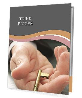 Key In Hand Presentation Folder