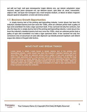 Zwangerschap Lexicale template - Pagina 5