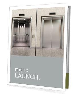 Aufzug Präsentationsmappen