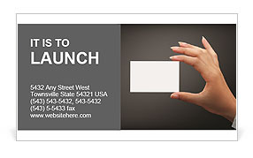 Business Card Business Card Template