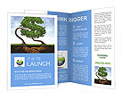 Eco Investment Brochure Template