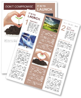 Protect Nature Newsletter Template