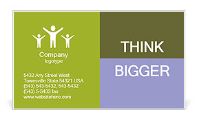 0000075479 Business Card Template