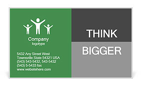 0000075608 Business Card Template