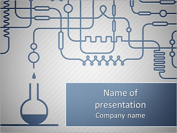 Chemistry PowerPoint Templates & Backgrounds, Google Slides
