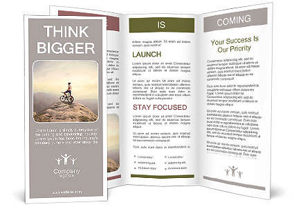 Achieve the results Brochure Template