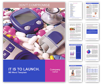 Medical devices Word Template