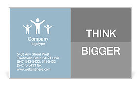 Sewage water Business Card Template