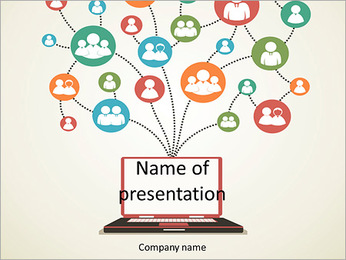 Communication PowerPoint Templates & Backgrounds, Google