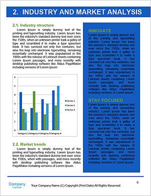 緑のフィールドと青空 辞書のテンプレート - ページ 6
