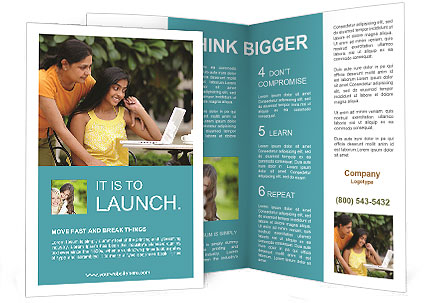 Brochure on teens and