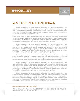 Three yellow dock cranes Letterhead Template