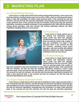 Jeune étudiante debout et penser à ce que la profession de choisir et de commencer l'éducation Les clichés de dictionnaire - Page 8