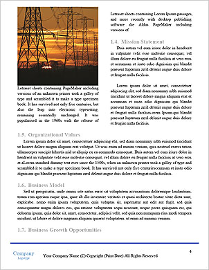 高電圧post.High電圧タワースカイ背景。 辞書のテンプレート - ページ 4