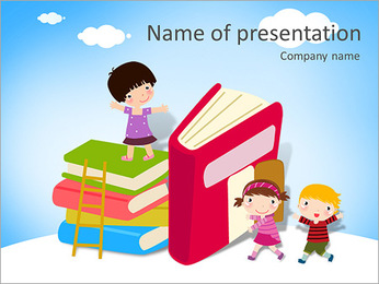 Kids PowerPoint Templates & Backgrounds, Google Slides Themes