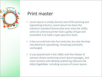 Seyahat ve turizm plan ve infografik Stok Vektör Çizim: PowerPoint sunum şablonları