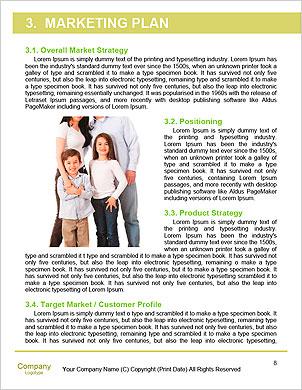 Ilustracja z rodziny na zewnątrz w zielonym polu, wskazując Szablony słownikowe - Strona 8